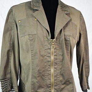 Objects Short Jacket